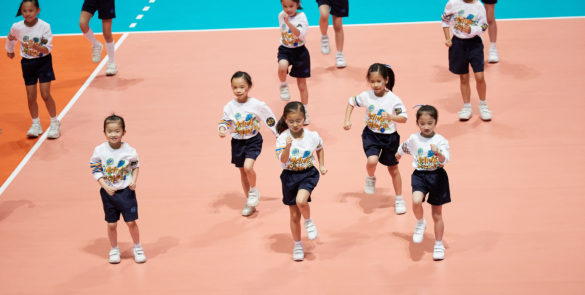 FIVB Volleyball Women's Nations League (HKKKWA Sun Fong Chung Primary School)