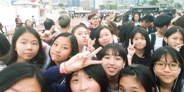 陳奕迅LOVE IS LIVE 慈善演唱會