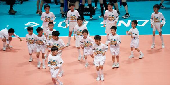FIVB 世界女排聯賽(慈幼學校)