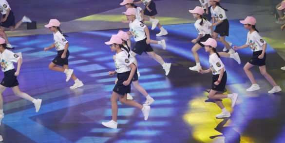7th Hong Kong Games Opening Ceremony