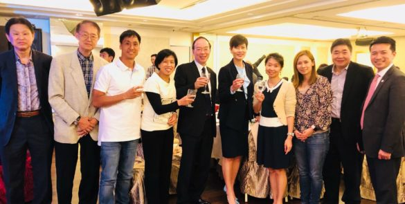 香港體育界戊戌年新春聯歡宴會