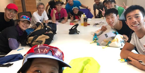 香港精英運動員協會會員聚會(海岸賽艇體驗)